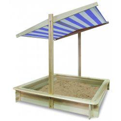 Apollo fa homokozó - 2 állású tetővel