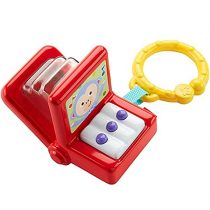 Fisher Price Harmónika csörgő