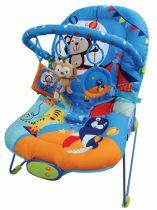 FreeON Relax pihenőszék - Kék/narancs