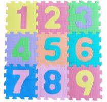 Free Play Baby Puzzle szőnyeg - Számok