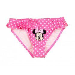 Lányka Disney Minnie fürdőbugyi kis pöttyös