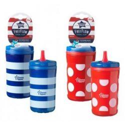 Tommee Tippee FreeFlow cool cup itatópohár 18hó - 380 ml