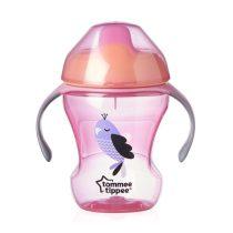 Tommee Tippee Explora easy drink cup - csőrös itatópohár 6+ (230 ml) - Rózsaszín