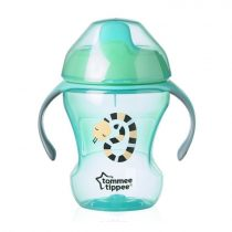 Tommee Tippee Explora easy drink cup - csőrös itatópohár 6+ (230 ml) - Zöld