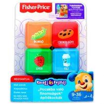 Fisher Price kutyusos kocka - 2 féle