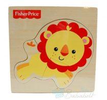 Fisher-Price Oroszlános fa puzzle gyerekjáték Fp1002