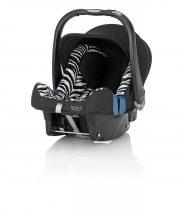 "Römer Baby Safe Plus SHR babahordozó - 0-13 kg ""Zebra"""