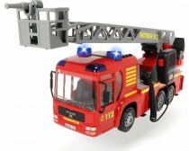Dickie Fire Hero - Tűzoltó autó adóvevővel 43 cm