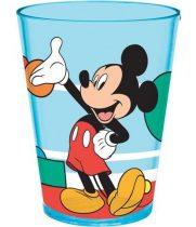 Mickey műanyag pohár - 295 ml