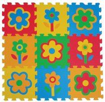Free Play Baby Puzzle szőnyeg - Virág