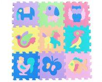 FreePlay Puzzle játszószőnyeg - Állatok