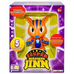 Mágikus Jinn - A varázslatos gondolatolvasó