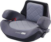 FreeOn Go Fix ISOFIX ülésmagasító 15-36 kg - Szürke