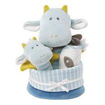 Baby Fehn ajándék szett - Kék sárkány