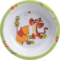 Micimackó műanyag lapos tányér