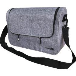 FreeON pelenkázó táska - Fashion világosszürke