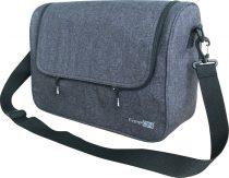 FreeON pelenkázó táska - Fashion sötétszürke