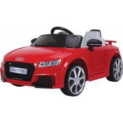 Apollo akkumulátoros Audi autó - Piros