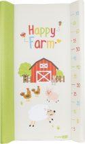 FreeON pelenkázó lap kemény aljú, talppal - Happy Farm