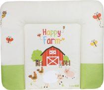 FreeOn puha pelenkázó lap - Happy farm