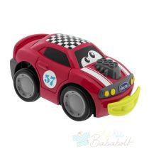 Chicco - Turbo Touch Crash - ütközős kisautó, piros