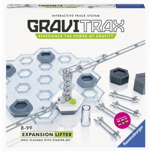 Gravitax interaktív golyópályához kiegészítő készlet - Emelő