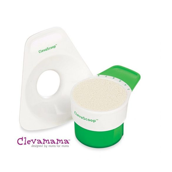 Clevamama tápszermérő kanál 0 hó+