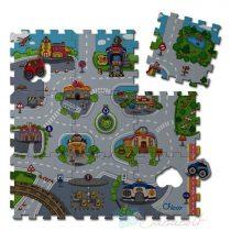 Chicco puzzle szőnyeg - Játék város