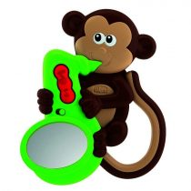 Chicco Zenélő majom rágóka