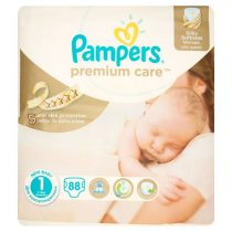 Pampers Premium Care pelenka 1 Newborn - 88 db