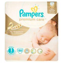 Pampers Premium Care pelenka 1 Newborn - 88 db