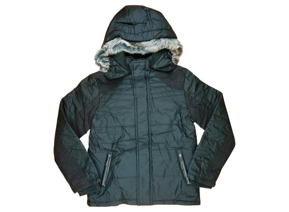 Losan fiú kapucnis kabát