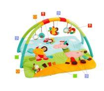 Baby Fehn 3D játszószőnyeg - Safari