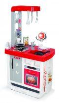 Smoby Bon Appetit játékkonyha piros-ezüst
