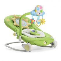 Chicco BALLOON rezgő pihenőszék 0-18 kg - Summer Green