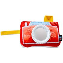 Fisher Price Plüss tükrös kamera