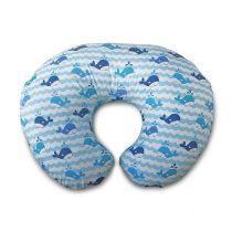 Boppy szoptatós párna - Blue Whales