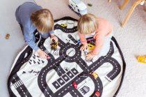 *** Play&Go 2:1 játszószőnyeg és játéktároló - Roadmap