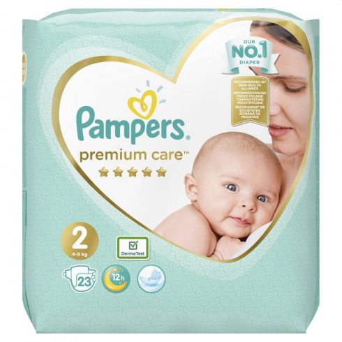 Pampers Premium SmallPack S2 23