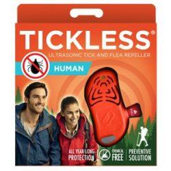 Tickless Ultrahangos kullancsriasztó felnőttek számára - narancs