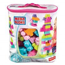 Fisher Price MB Nagy lányos építő csomag - 60 db