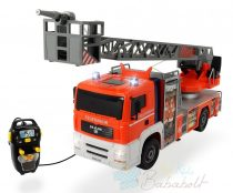 Dickie Fire Patrol - Tűzoltó autó távirányítóval 50 cm