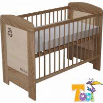 Todi Noé – babaágy 60x120-as