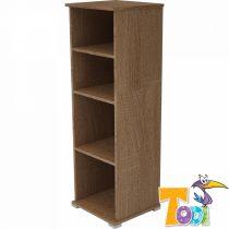 Todi Noé – keskeny nyitott polcos szekrény