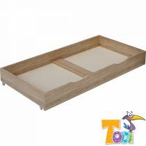 Todi ZOO – gurulós ágyneműtartó 70×140-es gyerekágyhoz