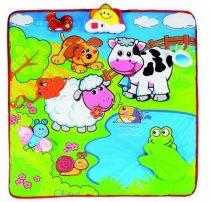 Chicco elemes játszószőnyeg - Éneklő állatok