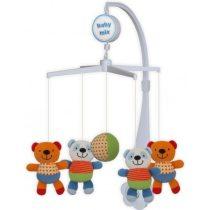 Babymix forgó-zenélő - Panda macik