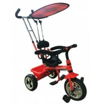 Babymix napfénytetős tricikli - Piros