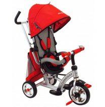 Babymix átfordítható, dönthető tricikli - Piros