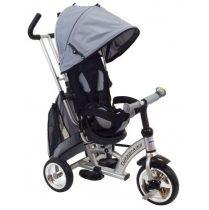 Babymix átfordítható, dönthető tricikli - Szürke